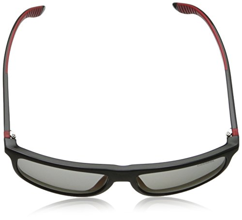 Lunette Red Noir Rectangulaire De grey 5003 Soleil Carrera Rxvwdqc