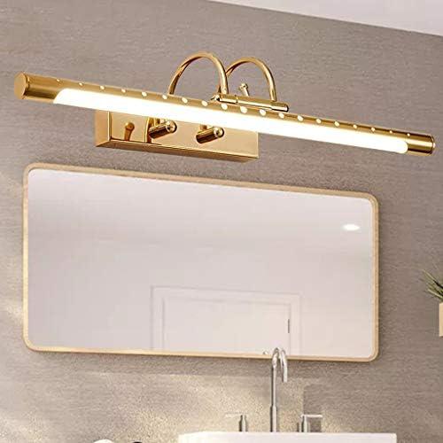 -badezimmerlampe Spiegel-Front-Lampe, LED-Spiegel-Kabinett-Licht Badezimmer wasserdicht und Anti-Nebel Nordic Moderne minimalistische Wandleuchte Frisierkommode Frisierkommode Lampe Badleuchte