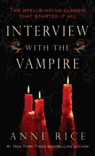 Interview With A Vampire Pdf