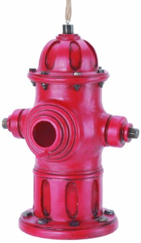 Spoontiques Fire Hydrant ()