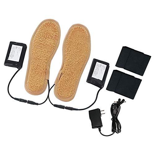 Chauffage Port pieds Extérieur Semelle Randonnée Piles Chaussures Chasse Chauffant nbsp;pour Unisexe À De Camping Thermique pad Par Pêche Découper 36–43 42 Électrique Shoe Semelles 43 Chauffe AAqPtO