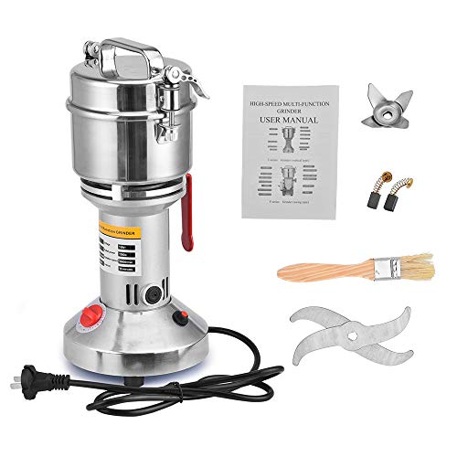 Giraffe-X 300g Electric Herb Grain Spice Grinder Cereal Mill Grinder Flour Powder Machine,Portable High Speed