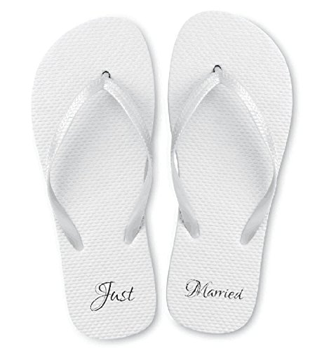 Just Married Sandals Assorted Individual