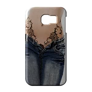 Sexy Girl 3D Phone Case for Samsung S6