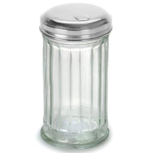 Anchor Hocking Essentials Glass Sugar Dispenser, 12 Ounce