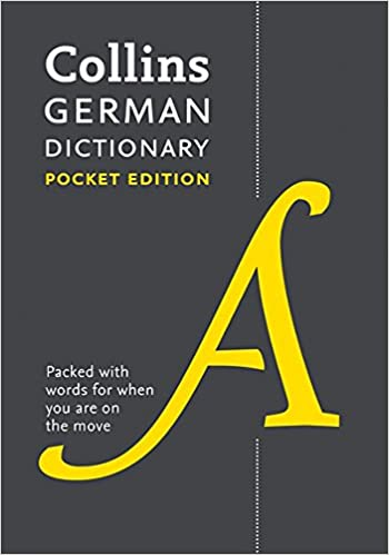 Collins German Dictionary: Pocket Edition