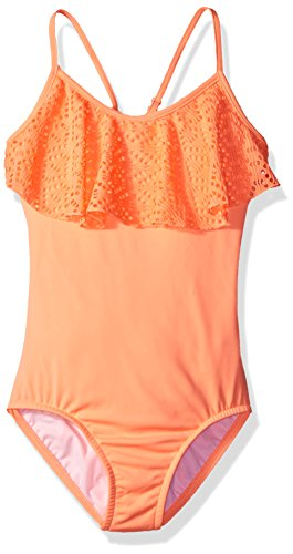 Seafolly Girls' Big Girls' Tropical Tank