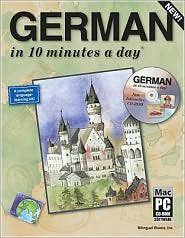 GERMAN in 10 minutes a day® with CD-ROM Publisher: Bilingual Books, Inc.; Pap/Cdr edition ebook