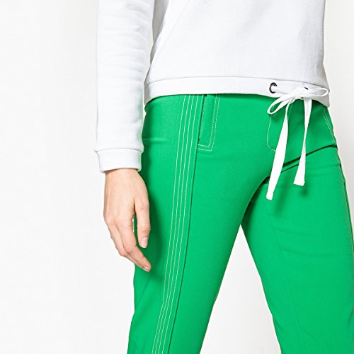 In La Pantaloni A Collections Redoute Donna Twill Slim Verde Pinocchietto gqAgS0nB