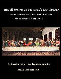 Rudolf Steiner on Leonardo's Last Supper: The Connection of
