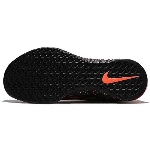 Nike Mens Metcon DSX Flyknit Training Shoe Black/Black-racer Pink-volt eh762ea