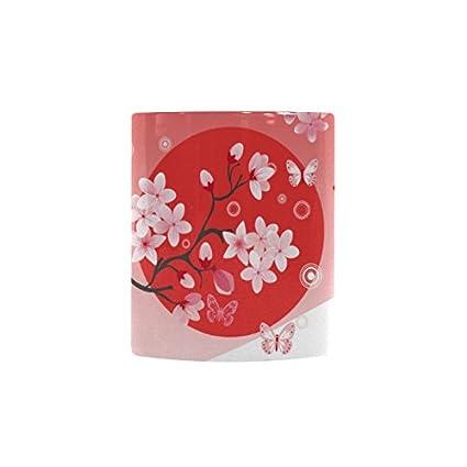 Amazon com | Japanese Sakura Cherry Blossom 11 OZ Travel