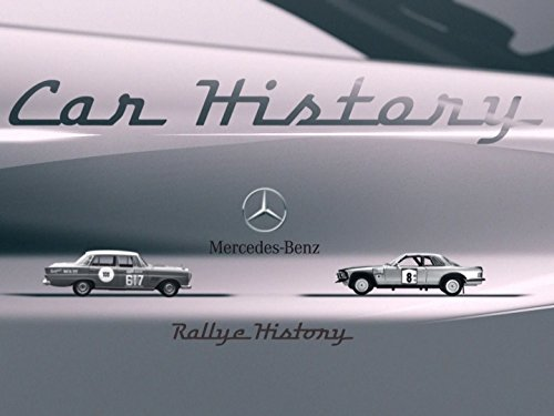 Grand Touring Cars (Mercedes Motorsport - Rally)
