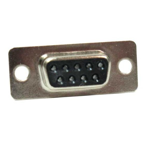 DB9 Female Connector Crimp Type