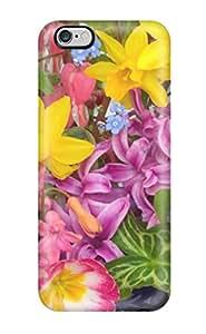 ZippyDoritEduard Premium Protective Hard Case For Iphone 6 Plus- Nice Design - Spring Flowers From The Garden