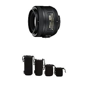 Nikon 35mm f/1.8 AF-S DX Lens by NIKO9