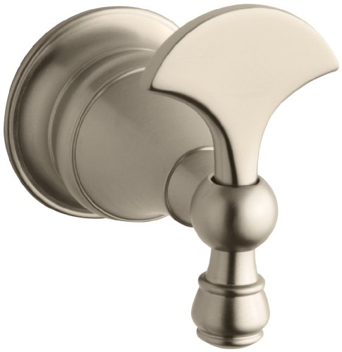 KOHLER K-16146-BV Revival Robe Hook, Vibrant Brushed Bronze