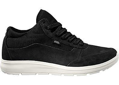 Vans Men s Style 201 Black Suede Athletic Running Skateboarding Shoes 12  B(M) US b840cf349
