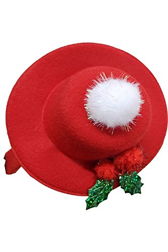 Bowler for Christmas HeadDress Party Xmas Favor Bowler Headbands Party Hair Lovke Headbands Children Bands Christmas Christmas wzZqRnI7