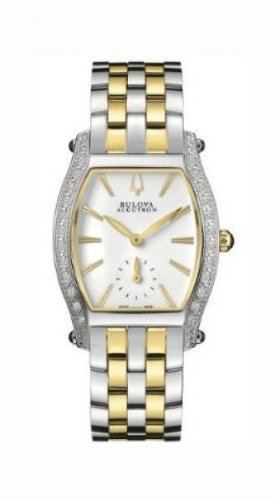 Bulova Accutron Saleya Women's Quartz Watch 65R102