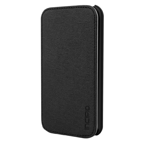 Incipio Watson Case for iPhone 5C - Retail Packaging - Black/Black