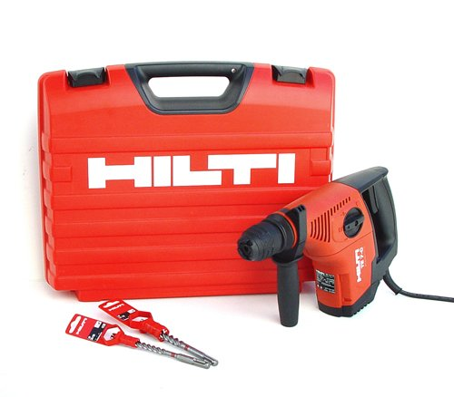 Hilti 03476284 TE7-C 720 W 120-volt Rotary Hammer Drill Deluxe Kit