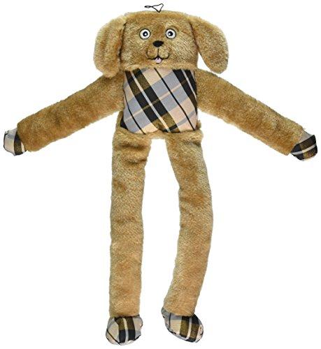 ZippyPaws Lanky - Large Squeaky Plush Dog Toy, Dog