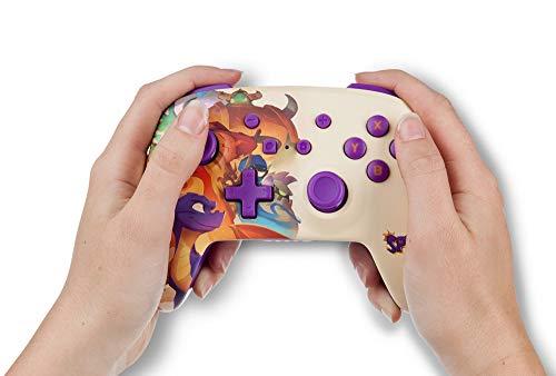 PowerA Enhanced Wireless Controller for Nintendo Switch - Spyro 3