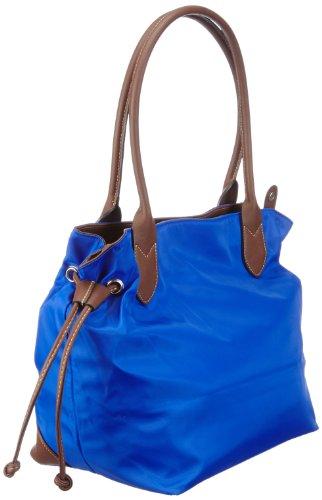 Gabor b 42x28x18 Femme 50 Blau Shoppers blau X Handtasche Blau Bleu Granada Cm H T Eu rwxPnqazr