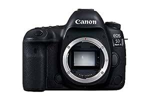 Canon EOS 5D Mark IV Body Only - 30.4MP, DSLR Camera, Black