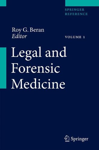 Legal and Forensic Medicine (Springer Reference)