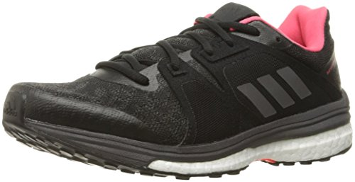 adidas Women's Supernova Sequence 9 W Running Shoe, Night Metallic F13/Utility Black F16, 5.5 M US (Shoe Supernova Adidas Running Sequence)
