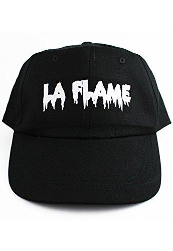 Flame Casquette 6 Panel La 6 Panel Flame Flame La La Casquette UAnX8