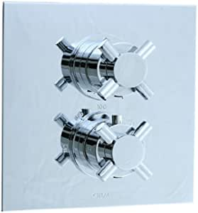 Cifial Techno Thermostatic Control Valve Shower Trim Shower Systems