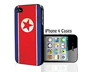 North Korea Flag iPhone 4/4s case