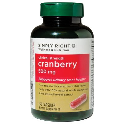 Members Mark Clinical Strength Cranberry, (500 Cranberry)
