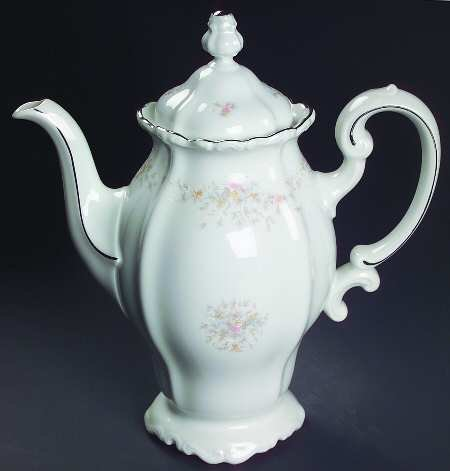 johann-haviland-bavaria-floral-splendor-coffee-tea-pot-new-old-stock