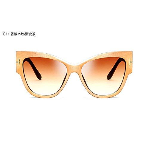 De Personalidad Ojo 4 Gafas De zhenghao 4 c Xue C De Gato naWFqg5