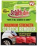 Scratch-Dini Scratch Remover 4 Oz Boxed