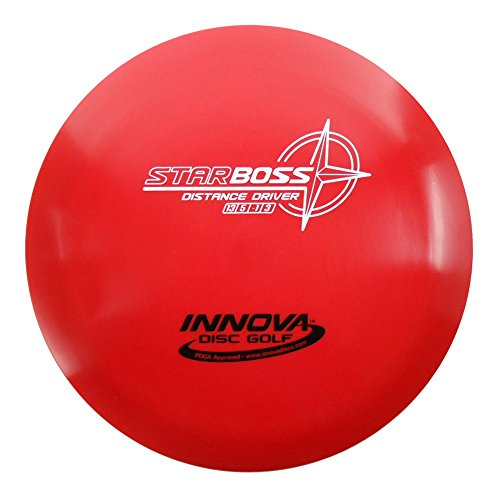 Innova Star Boss Distance Driver Golf Disc [Colors may vary] - 173-175g