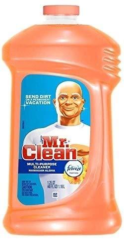 Mr. Clean M. Net Hawaiian Aloha Scent, Febreze Freshness Mul
