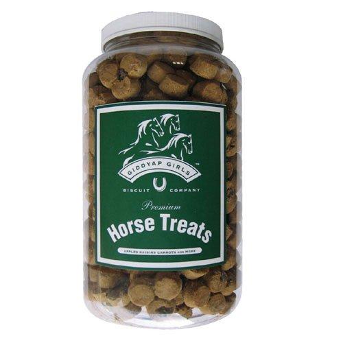 Giddyap Girls Premium Horse Treats, 3.5-Pound
