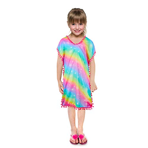 Beinou Cover Ups V-Neck Swim Dress for