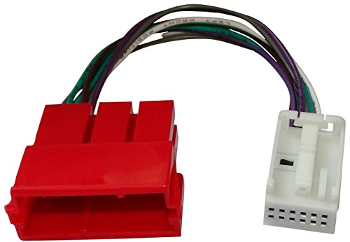 Aerzetix: Connector Adapter Cable Mini-ISO Changer CD: Amazon.co.uk: Electronics