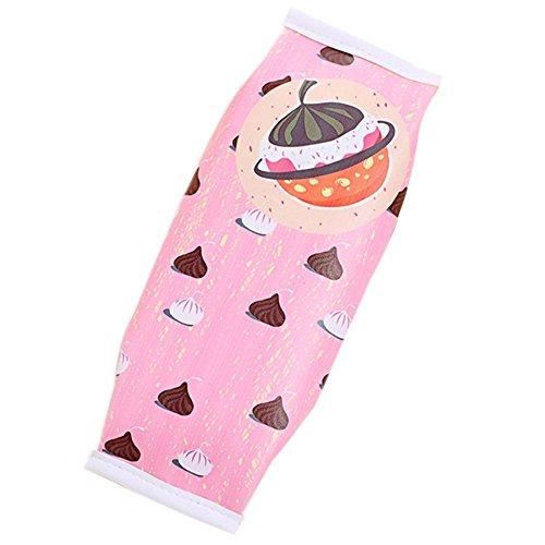 Anne Car Chocolat Rose Nouveauté Biscuit Crayon Ressort Sac Boîte papier à lettre