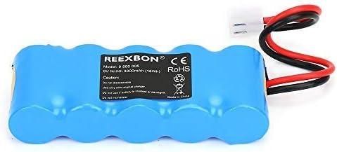 REEXBON 6V 3.0Ah Ni-Mh Batería de Reemplazo para Bosch Serie ...