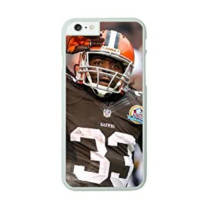 NFL Case Cover For SamSung Galaxy Note 3 White Cell Phone Case Cleveland Browns QNXTWKHE1123 NFL Back Phone