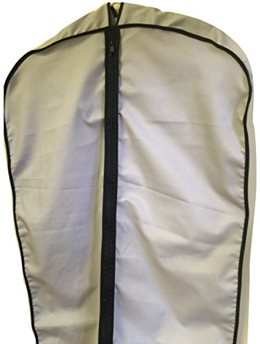 Tuva Breathable Cotton Cloth Fur Coat & Suit/Dress Garment Bag, 60
