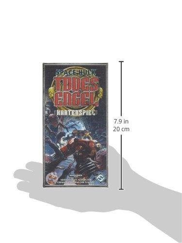Heidelberger Spieleverlag HE320 Juego de Mesa Space Hulk: Todesengel Importado de Alemania