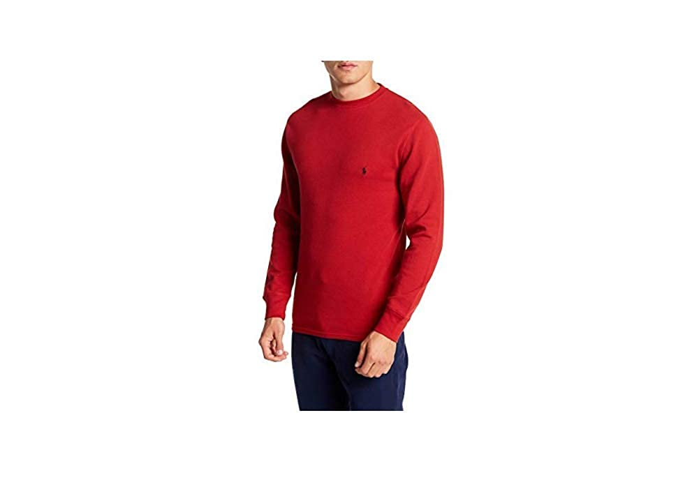 Polo Ralph Lauren Baby Boy's Long Sleeve Crewneck Tee